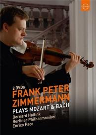 Zimmermann joue Mozart et Bach