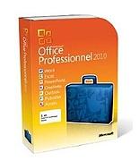 Logiciels bureautique achat en ligne espace culturel e leclerc - Office professionnel 2010 ...