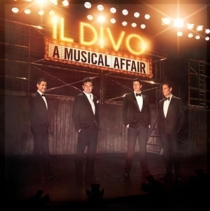 a musical affair - Il Divo, LisaAngell, Anggun, MichaelBall, KristinChenoweth