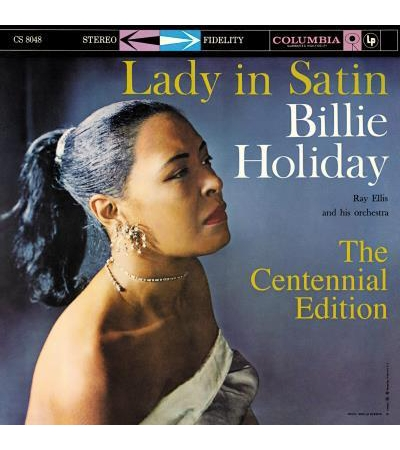 imageLady in Satin, Billie Holiday The Centennial Edition