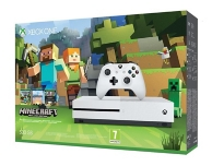 pack console Xbox One S (500 Go) et Minecraft (XBOXONE)
