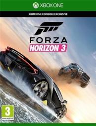 forza horizon 3 (XBOXONE)
