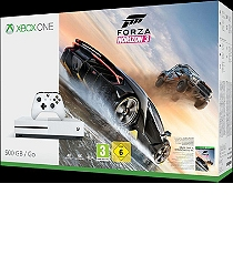 pack console xbox one s 500go et forza horizon 3 xboxone consoles espace culturel e leclerc. Black Bedroom Furniture Sets. Home Design Ideas