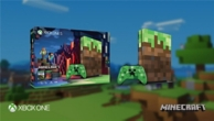 console Xbox One S - Minecraft édition limitée (XBOXONE)