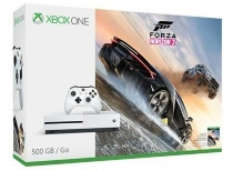pack console Xbox One S (500Go), forza horizon 3 et hot wheels DLC (XBOXONE) -