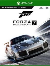 forza motorsport 7 (XBOXONE)