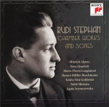 Rudi Stephan : chamber works and songs - Hinrich Alpers
