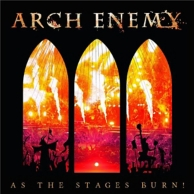 as the stages burn!