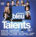 talents France Bleu 2017 /vol.1 - Compilation, Aliose, Amir, ChimèneBadi, DanielBalavoine