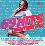 69 hits rentrée 2017 - Compilation