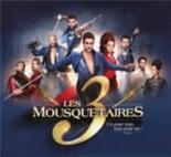 les 3 mousquetaires - Le spectacle - Compilation