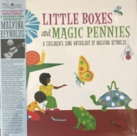 little boxes and magic pennies : an anthology of children's songs (1960-1977)