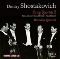 quatuors à cordes n°4, 6 et 9