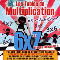 apprends les tables de multiplication en chantant cd 201 ducatif espace culturel e leclerc