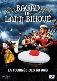 bagad de Lann Bihoué - La tournée des 60 ans