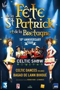 fête de la Saint Patrick et de la Bretagne 10ème anniversaire