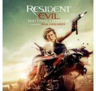 bof resident evil: the final chapter