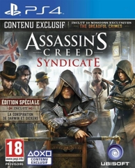 assassin's creed syndicate - édition spéciale (PS4)