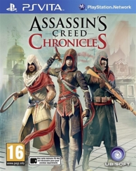 assassin's creed chronicles (PS VITA)