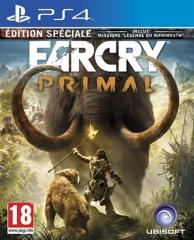 far cry primal - édition spéciale (PS4)