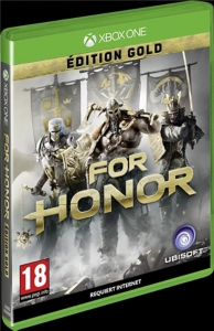 for honor - édition gold (XBOXONE)