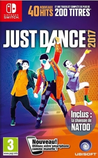 just dance 2017 Switch (SWITCH)