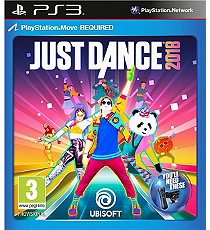 just dance 2018 ps3 jeu musical espace culturel e leclerc. Black Bedroom Furniture Sets. Home Design Ideas