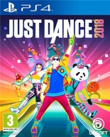 just dance 2018 (PS4) - Sony Playstation 4