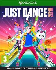 just dance 2018 (XBOXONE)