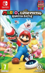 Mario + The Lapins Crétins: kingdom battle (SWITCH) - NINTENDO SWITCH