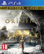 assassin's creed origins - Edition Gold (PS4) - Sony Playstation 4