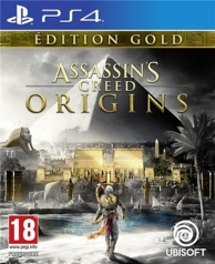assassin's creed origins - Edition Gold (PS4)