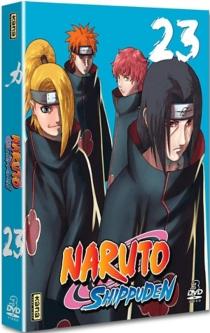 coffret Naruto shippuden, vol. 23 - HayatoDate