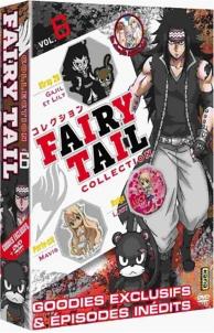 fairy tail collection, vol. 6, 4 épisodes