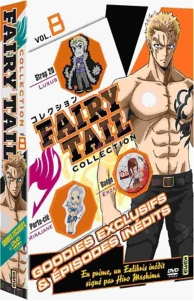 fairy tail collection, vol. 8