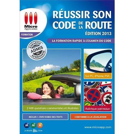 reussir son code de la route 2013 pc 1 license code de la route espace culturel e leclerc