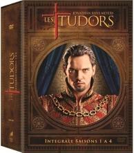 coffret intégrale the Tudors