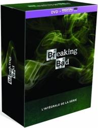 coffret intégrale breaking bad