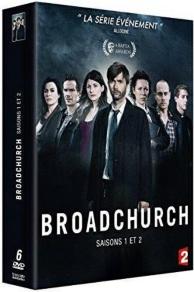 coffret Broadchurch, saisons 1 et 2