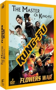 coffret Kung-Fu : the master of Kung-Fu ; flowers war