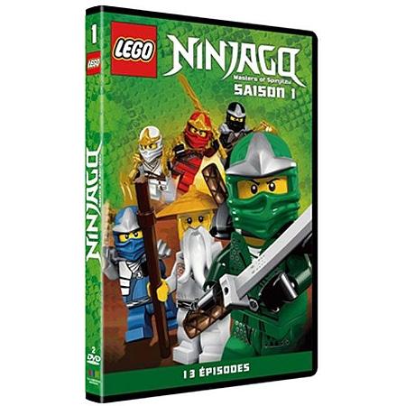 Lego ninjago saison 1 dvd dvd espace culturel e leclerc - Ninjago saison 7 ...