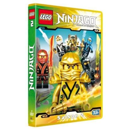 Lego ninjago saison 2 dvd dvd espace culturel e leclerc - Lego ninjago saison 2 ...
