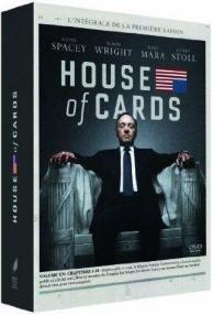 coffret house of cards, saison 1