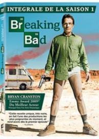coffret breaking bad, saison 1