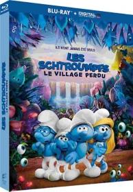 les Schtroumpfs 3 : les Schtroumpfs et le village perdu