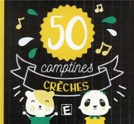 50 comptines crèche