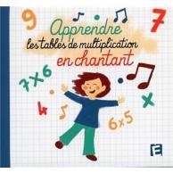 Musique enfant achat en ligne cd musique et albums - Tables de multiplication en chantant ...