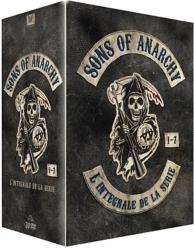 coffret sons of anarchy, saisons 1 à 7