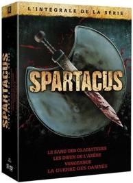 coffret intégrale Spartacus