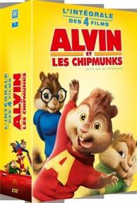 coffret Alvin et les chipmunks